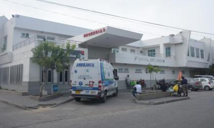 El herido fue llevado al Camino del barrio Simón Bolívar.
