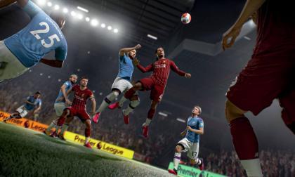 Imágen del Fifa 21 que saldrá al mercado el 9 de octubre.