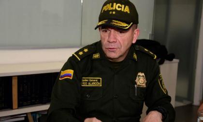 General Ricardo Alarcón.
