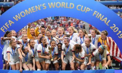 La selección de Estados Unidos fue la última campeona mundial en la rama femenina.