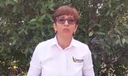 Carmen de Caro, personera de Cartagena.