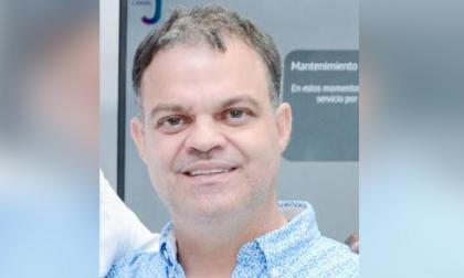 Alcalde Andrés Gómez Martínez.