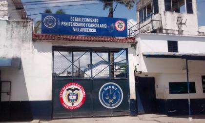 En la Cárcel de Villavicencio se presentaron los primeros casos de la COVID-19.