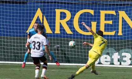 Villarreal sigue imparable, pero Bacca entra al minuto 89