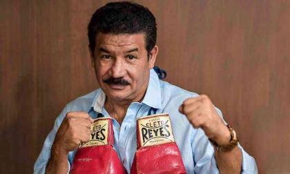Miguel 'Happy' Lora es muy recordado en Colombia por su carisma y calidad boxística.