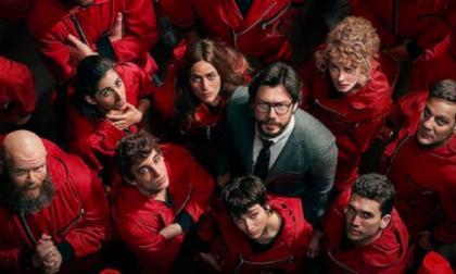 'La casa de papel' consigue el premio Platino a mejor miniserie o teleserie