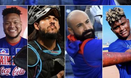 Harold Ramírez, Jorge Alfaro, Sandy León y Dilson Herrera disputaron la temporada 2019-2021 de la Liga Profesional de Béisbol Colombiano. Alfaro jugó con Toros, el resto, con Caimanes. Los cuatro estarían con los reptiles en la próxima campaña.