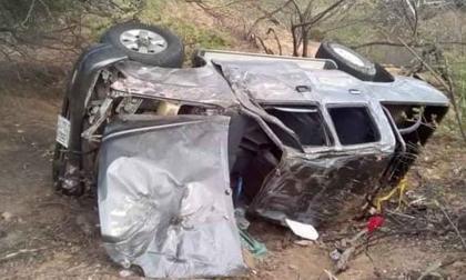 Mueren tres indígenas wayuu en accidente de tránsito