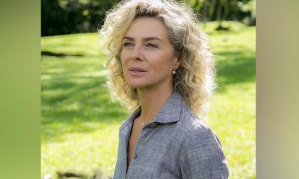 La actriz y presentadora Margarita Rosa de Francisco