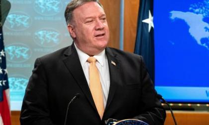 El secretario de Estado de EE.UU., Mike Pompeo.