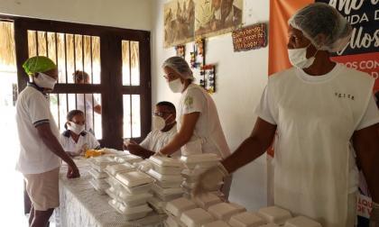Cartagena comienza a reabrir los centros de vida