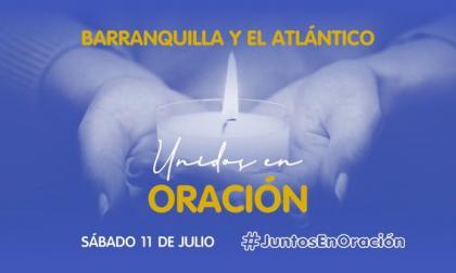 En video   #JuntosEnOración