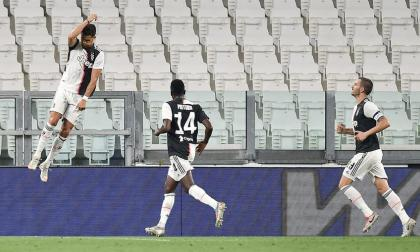 Juventus roza el título en Italia