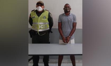 Policía lo captura por homicidio en Carlos Meisel