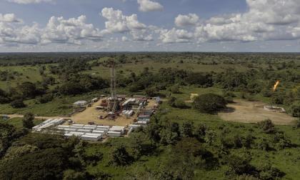 Descubren gas natural en el pozo Merecumbé 1 en el Atlántico