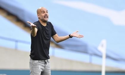 """Guardiola tras la eliminación de la FA Cup: """"También somos humanos"""""""