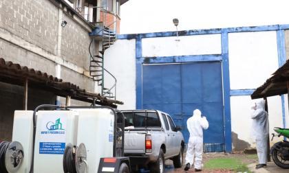 Detectan posible brote de coronavirus en la cárcel de Montería