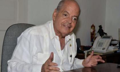 Raimundo Angulo, hospitalizado por coronavirus