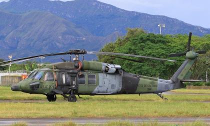Seis heridos y 11 desaparecidos en accidente de helicóptero del Ejército