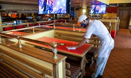 Unos 30 restaurantes inscribieron sus protocolos.