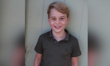 Príncipe George cumple siete años y sus padres lo celebran en las redes
