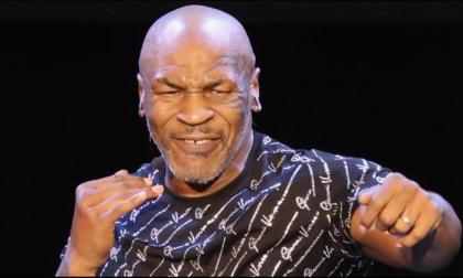 Así luce Mike Tyson actualmente.