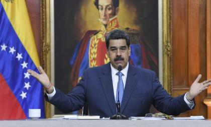 """EEUU sanciona a dos """"socios de confianza"""" de Nicolás Maduro y su hijo"""