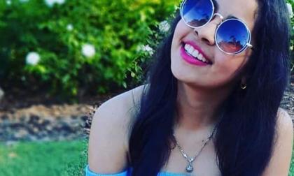 Lilibeth Sandoval Pérez, sincelejana que murió en Buenos Aires.