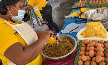 Forbes Colombia destaca el Festival de la Arepa de Huevo