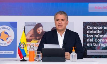 """En video   """"No hay sesgo con respecto a países"""": Duque sobre médicos cubanos"""
