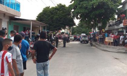 Un muerto y un herido en tiroteo en Las Moras