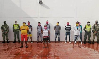 Capturan a 9 personas por violar la cuarentena en Chiriguaná