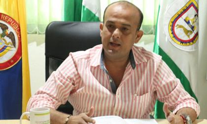 Jorge David Pastrana Sagre, alcalde de Sahagún.