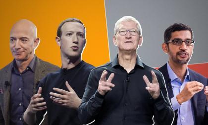 Las 'Big Tech' testifican en el Congreso de EEUU sobre dominación digital