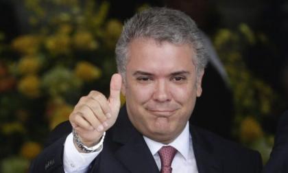 Iván Duque espera que la competencia en el fútbol colombiano se pueda retomar en septiembre.