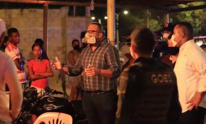 El fin de semana autoridades encontraron 22 fiestas en Riohacha