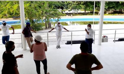 Alcaldía y libreros del Parque Centenario trabajan en reapertura