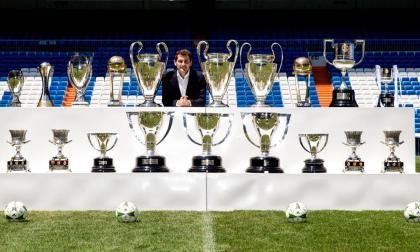 Iker Casillas ganó múltiples títulos con el Real Madrid, donde se va como una leyenda.