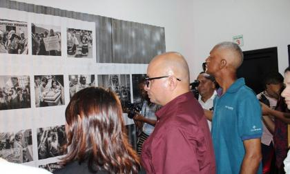 Con un taller del caricaturista Turcios, Bellas Artes celebra sus 50 años en Sucre