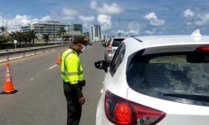 En video   500 policías vigilan Cartagena el puente festivo