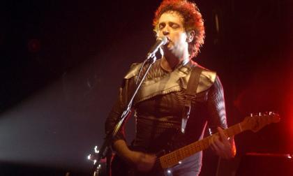 Gustavo Cerati, fallecido en 2014, fue el cantante y guitarrista principal de Soda Stereo.