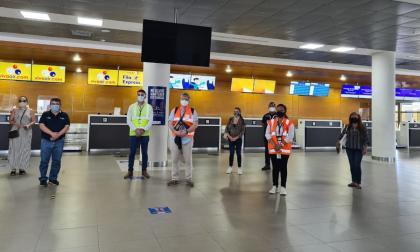 Terminal aérea.