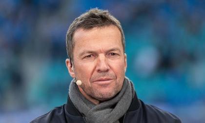 El ex internacional alemán Lothar Matthaus ahora es comentarista de fútbol.