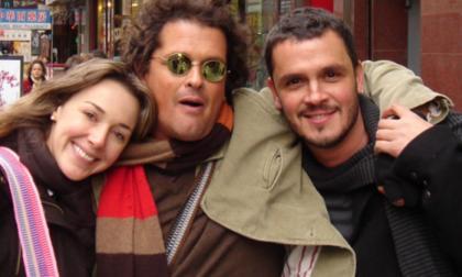 El polémico mensaje de 'Guillo' Vives que menciona a Carlos y Claudia Elena
