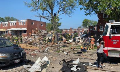 Explosión en Baltimore deja un muerto y cinco heridos