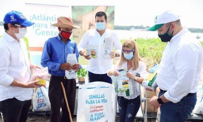 2.200 productores del Atlántico tendrán seguridad alimentaria: Gobernadora