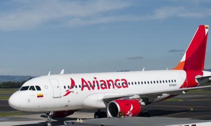 Avianca acumuló pérdidas por USD353 millones en primer semestre