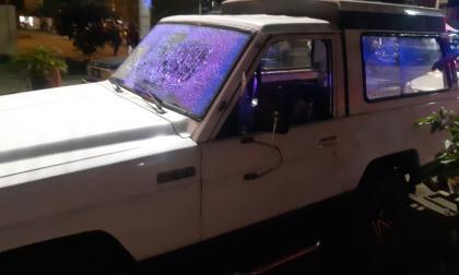 Atentan con explosivo en barrio de los jóvenes masacrados en Cali