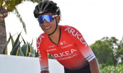 Nairo, quinto en la segunda etapa del Dauphiné y sexto de la general.