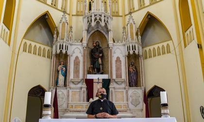 En video | Celebración virtual por el día de San Roque en Barranquilla
